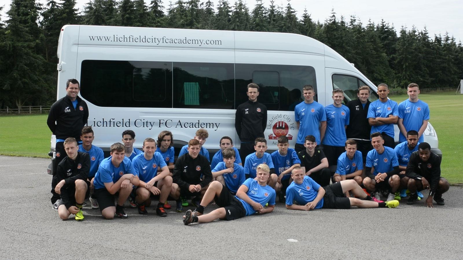 Back to Backs WINS Lichfield Academy Winners!