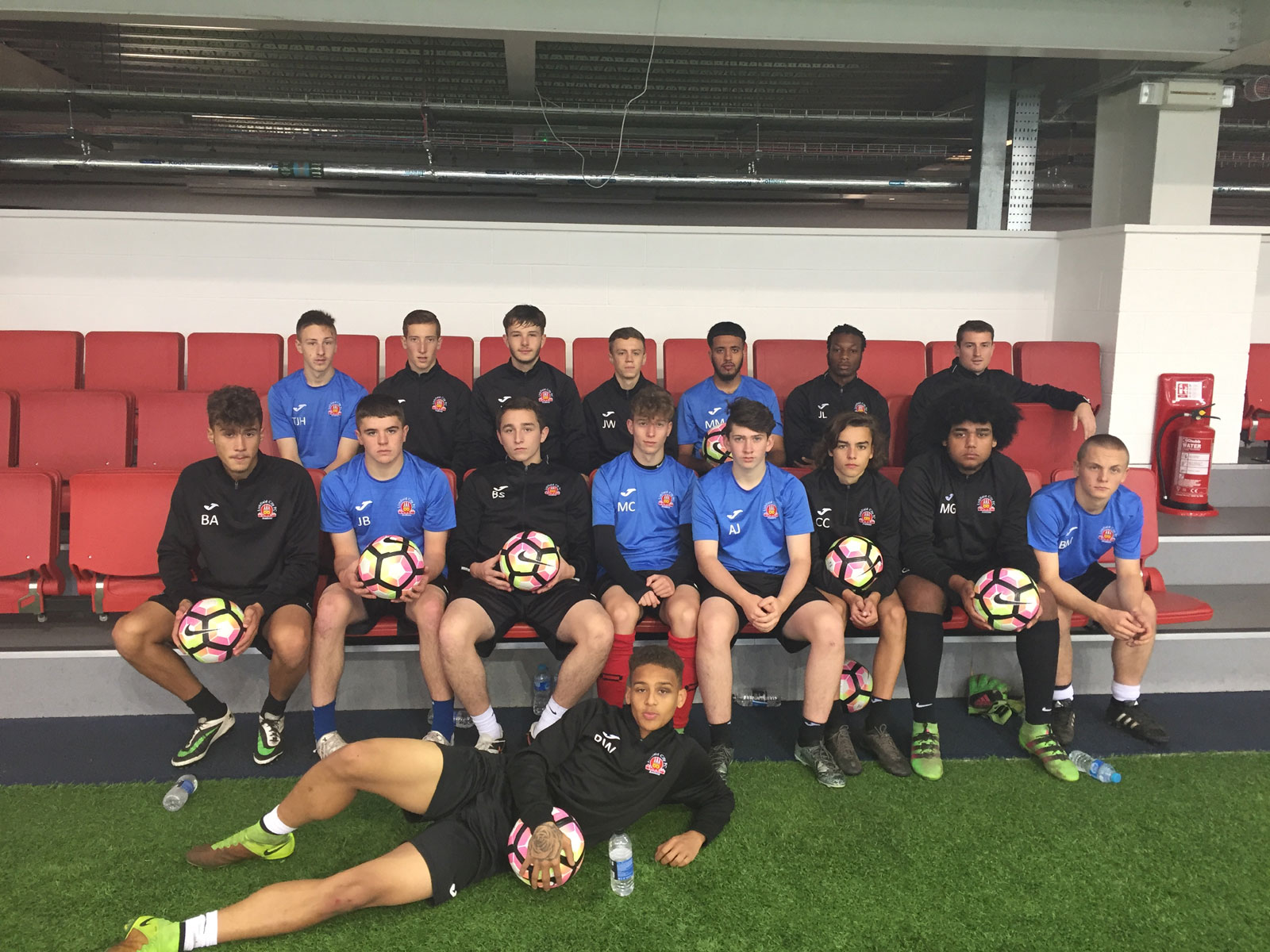 Penalty Shoot-out WINNERS St Georges Park