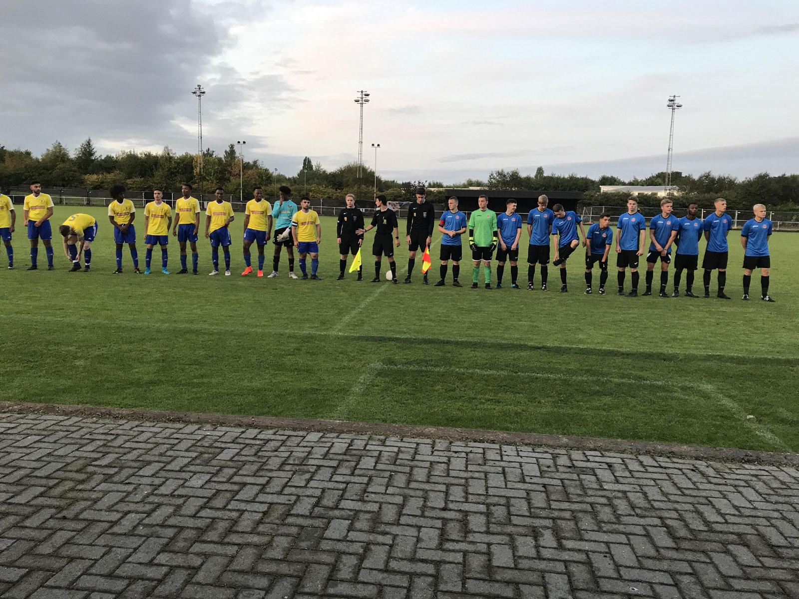 Lichfield City Academy FA Y