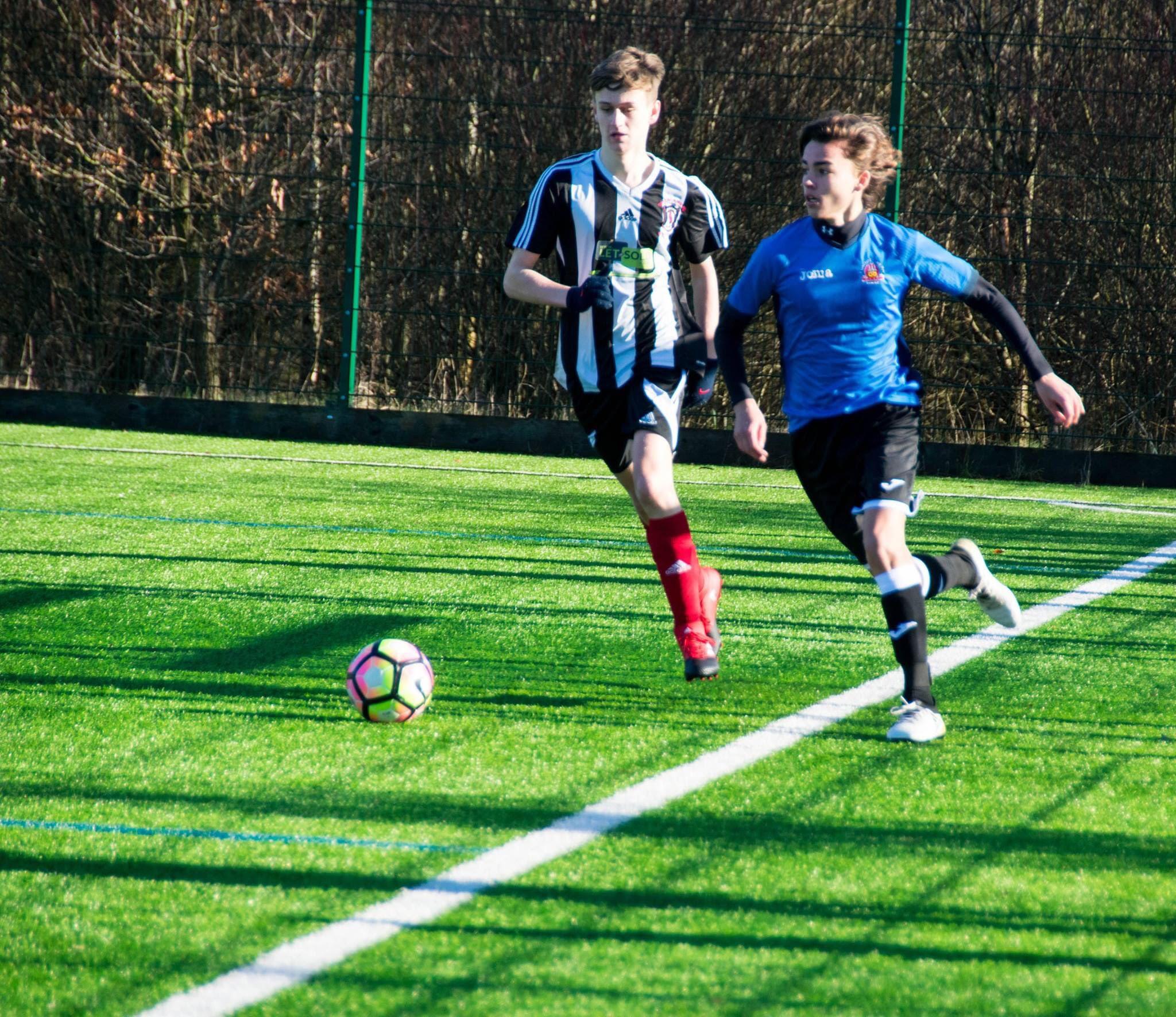Charlie Lichfield Academy player