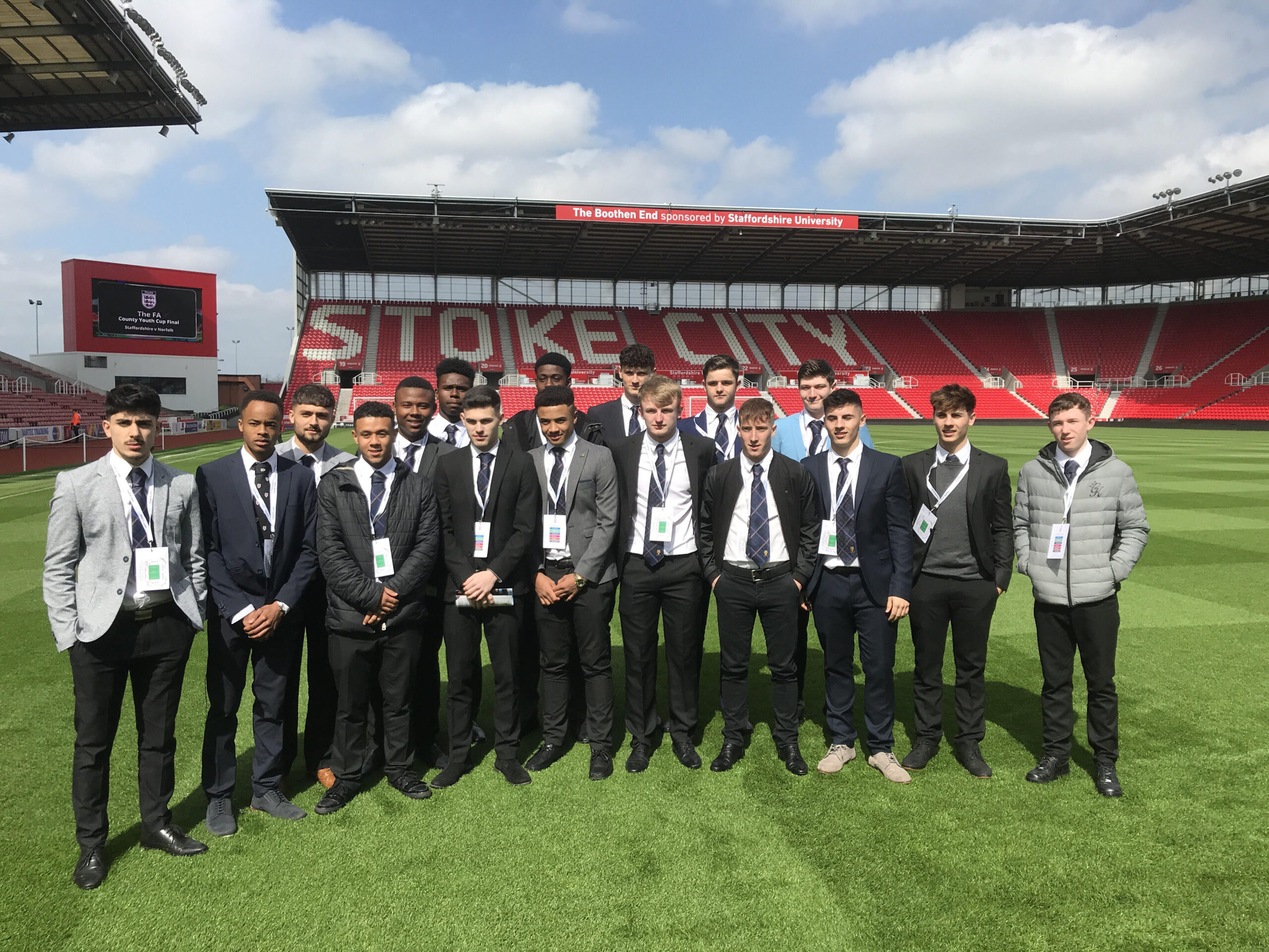 FA YOUTH CUP FINAL