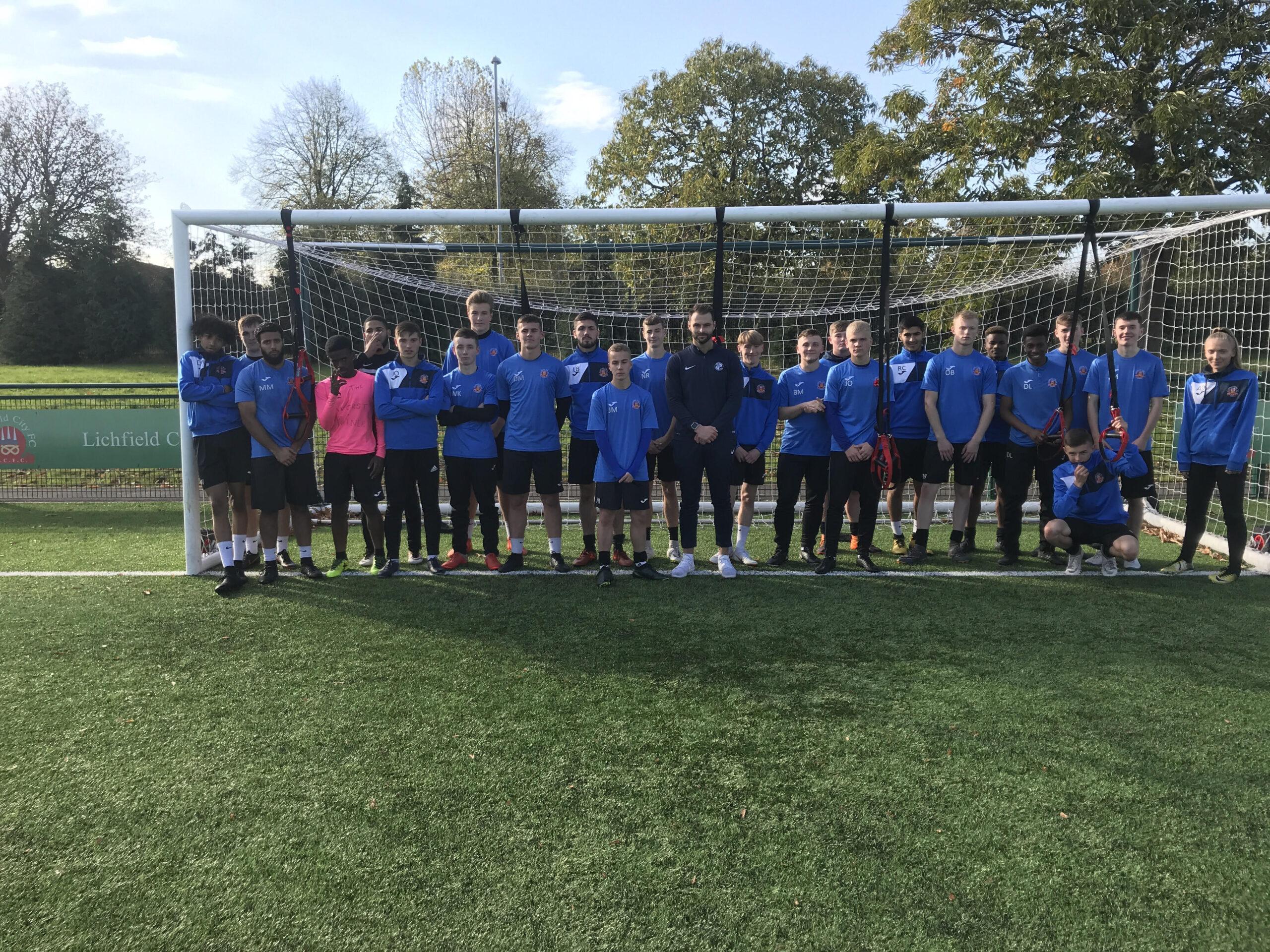 Lichfield City Academy Ballers-FUN
