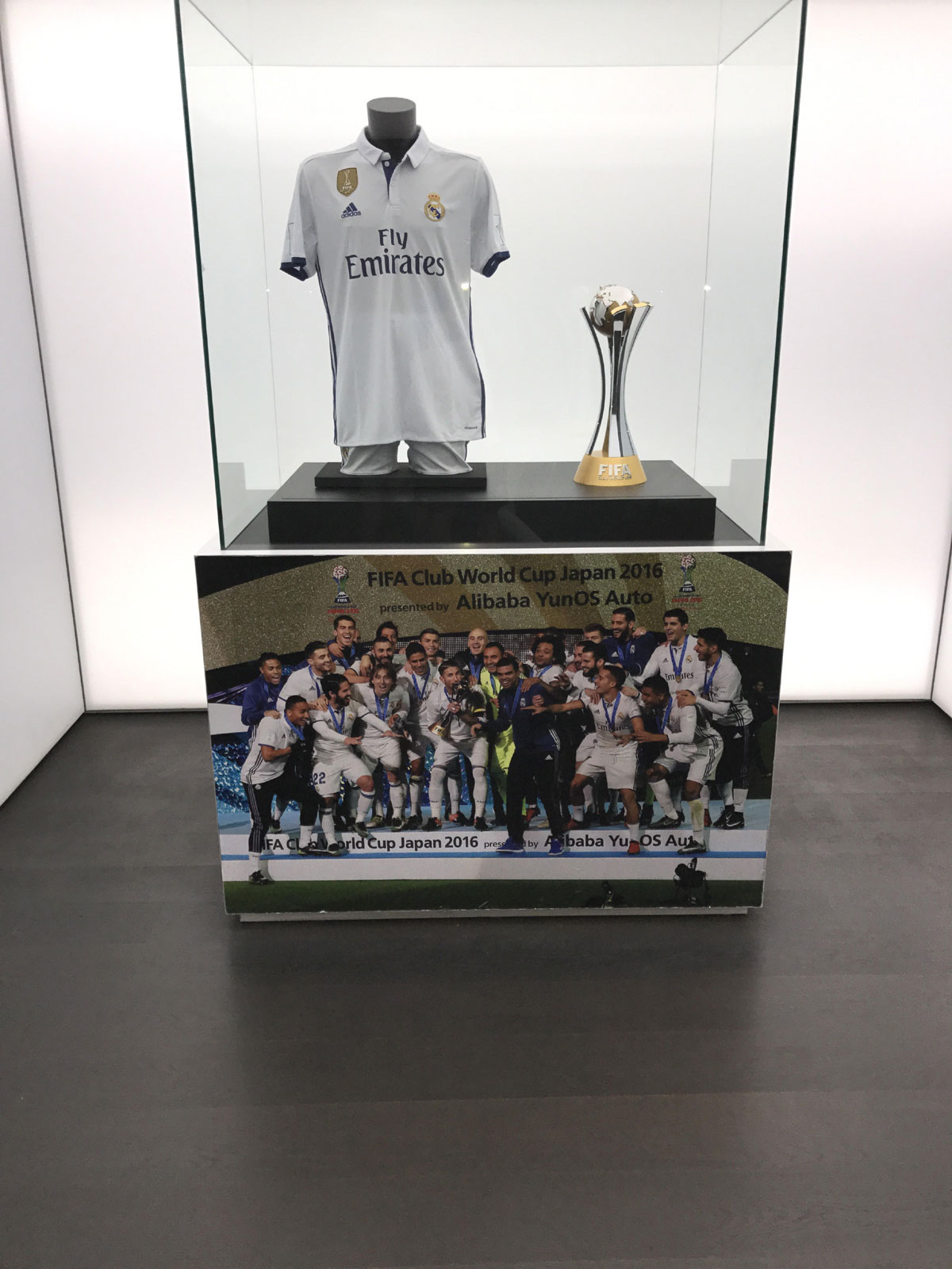 Lichfield City Academy Real Madrid