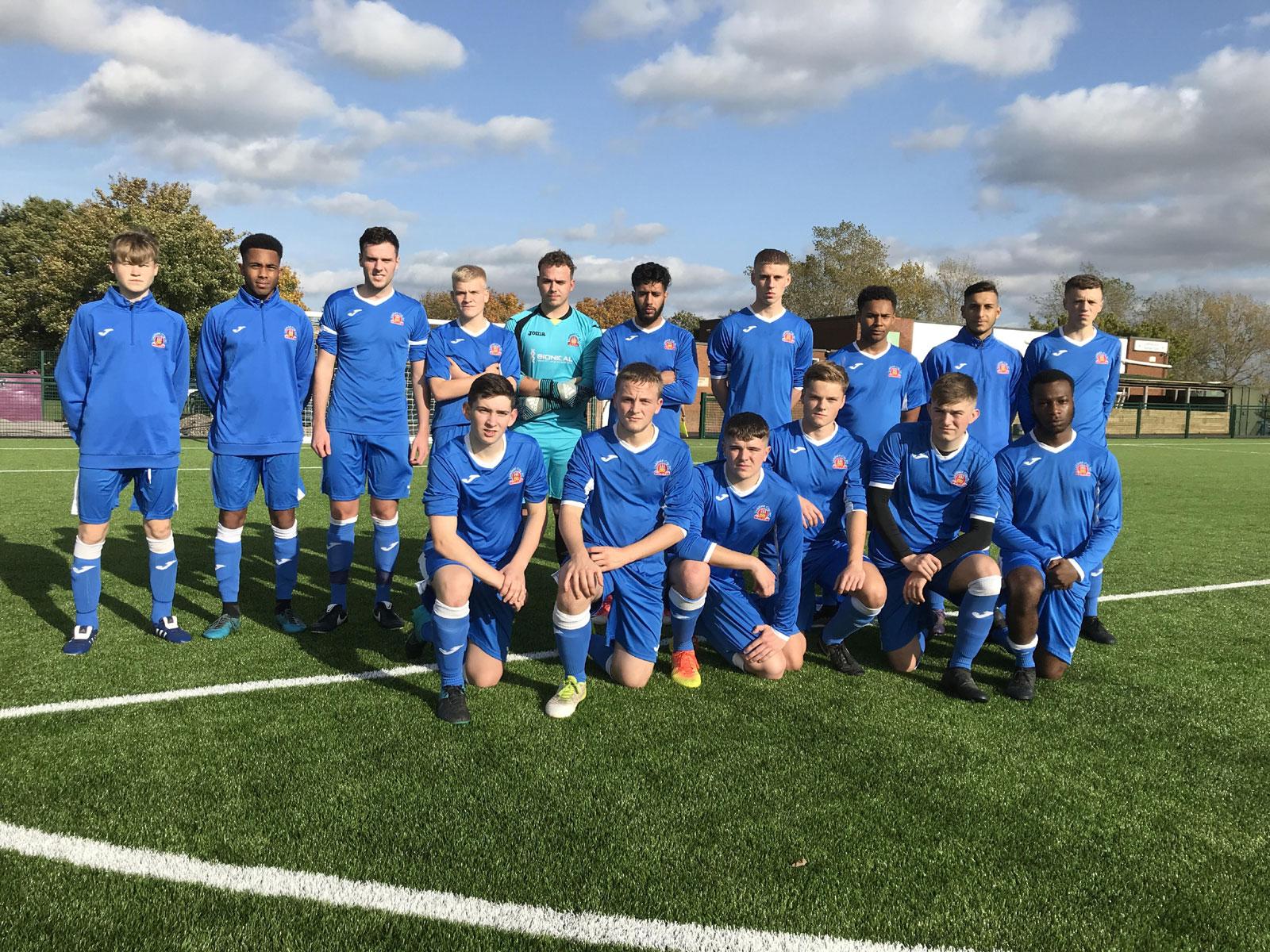 Lichfield City Academy-Reserves NEW 3G PITCH