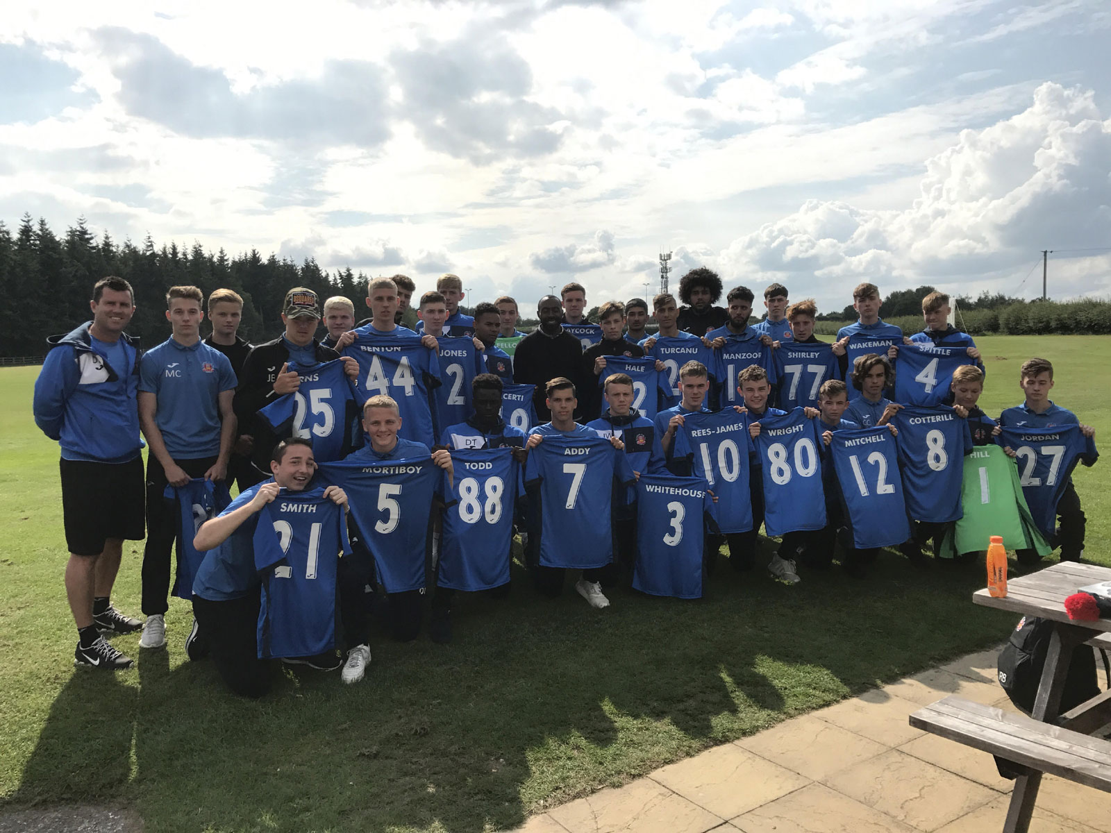 Lichfield City FC Academy- Fun week