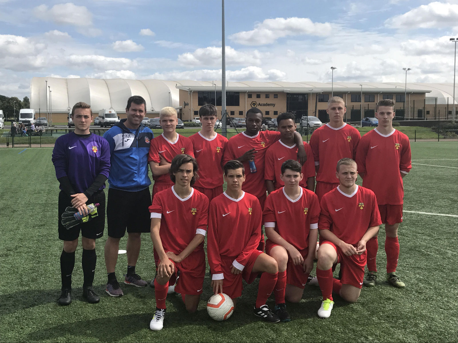 Lichfield City Academy Wolves