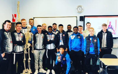 Lichfield City Academy -NEW PLAYERS OPEN DAY 0CT 30th