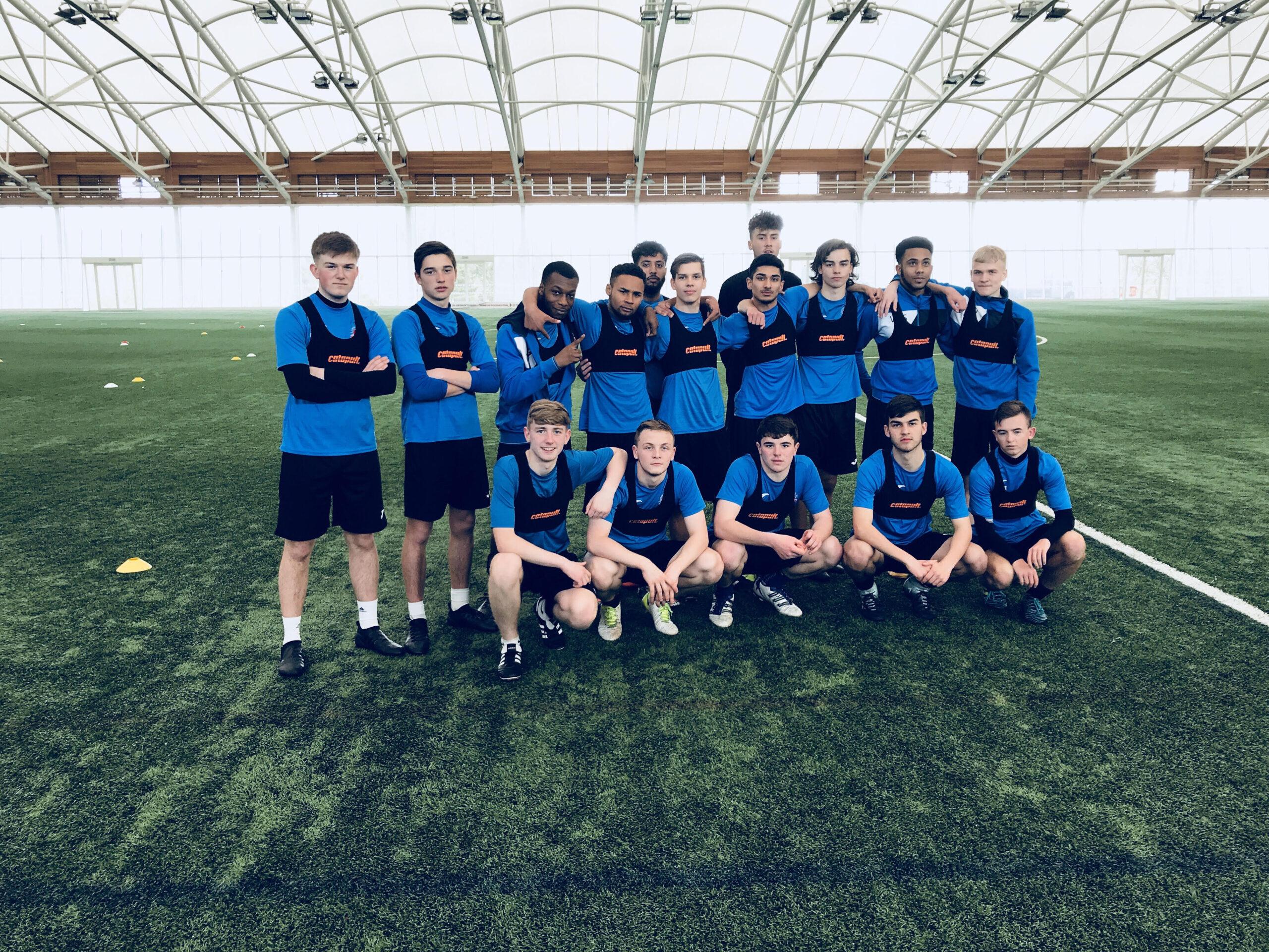 Lichfield City Academy ballers