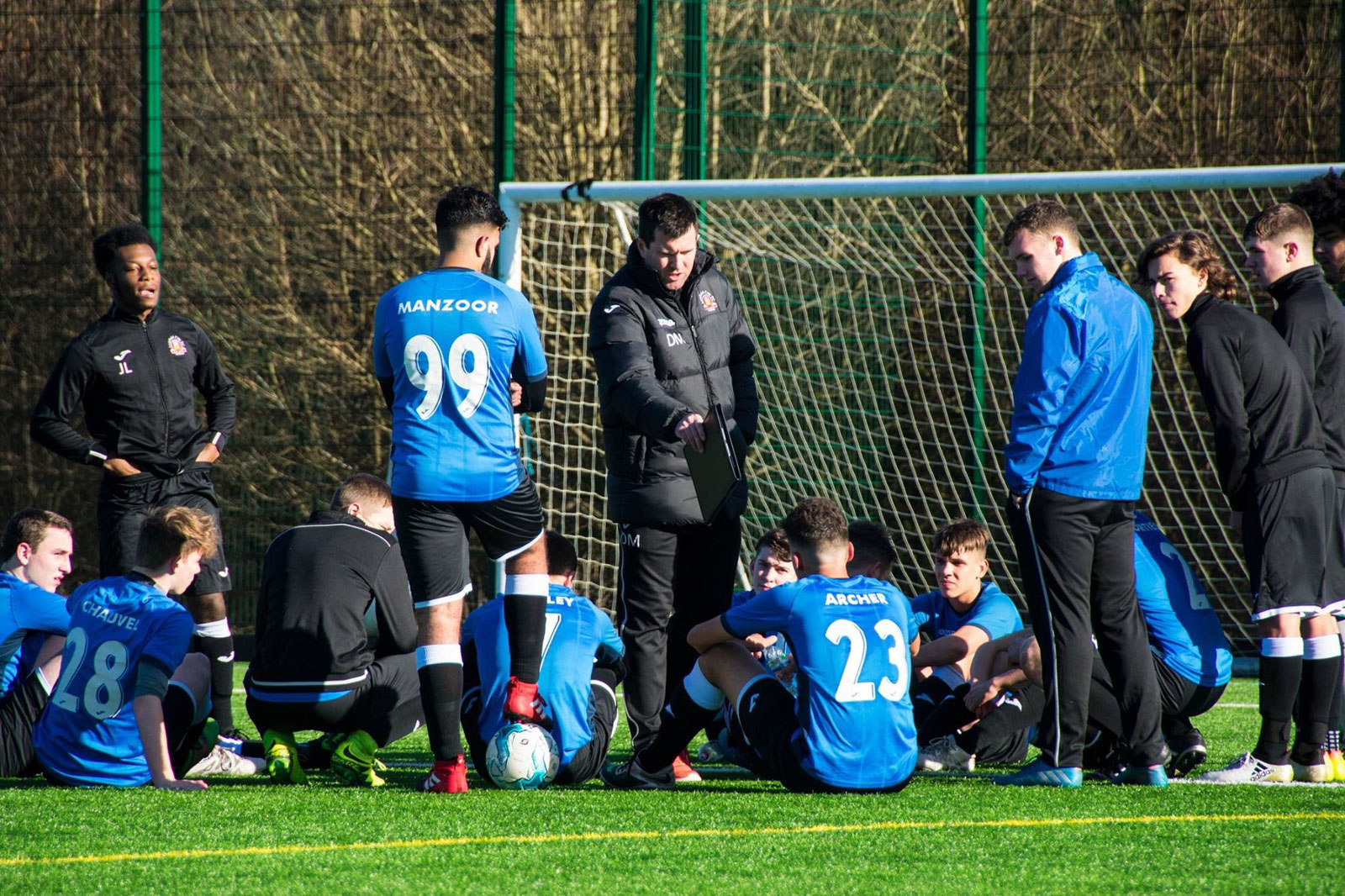 Lichfield City Football Academy