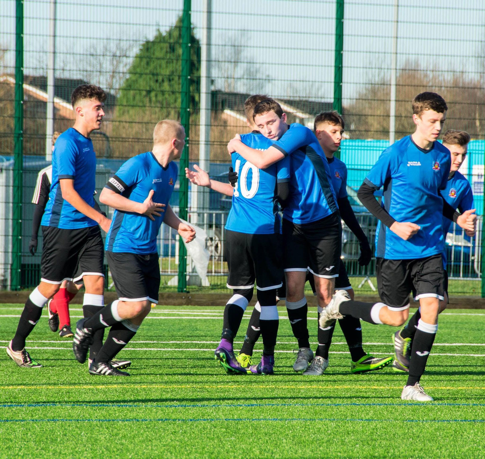 Lichfield City Academy students have mental strength