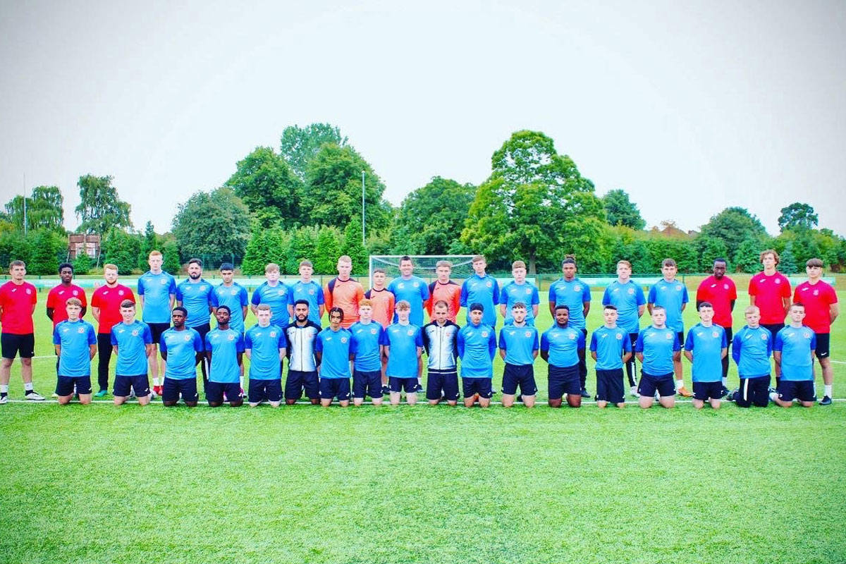 THE FOOTBALL EXPERIENCE AT LICHFIELD FC FOOTBALL ACADEMY