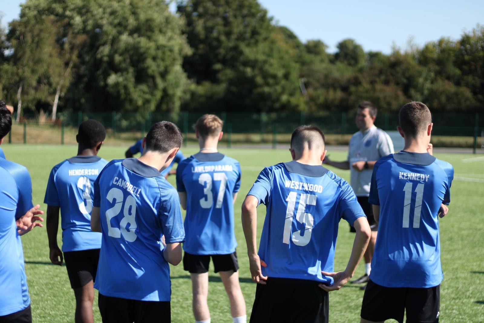 Lichfield FC Football Academy - The Football Experience