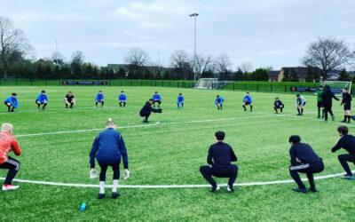 Lichfield City Football Academy -Trials 2021