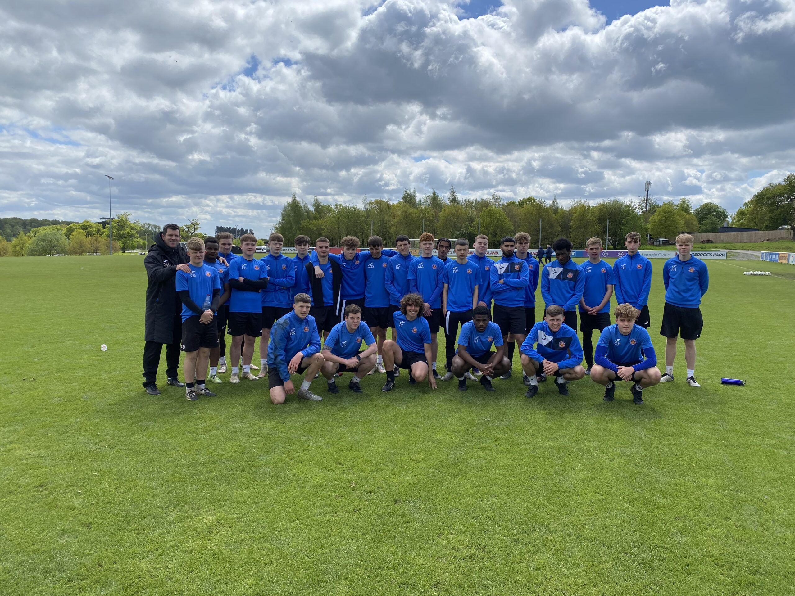 Lichfield City Football Academy- 6 Successful education and football years.